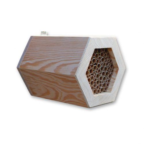 "Wildbienen-Nisthilfe ""Bienenwabe"""