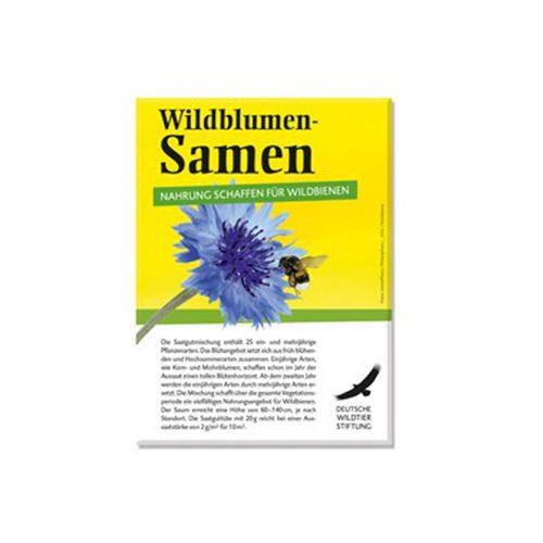 Wildblumensamen für Wildbienen
