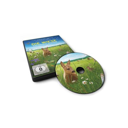"""DVD """"Die Wiese – ein Paradies nebenan"""""""