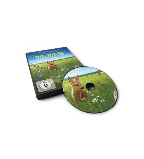 DVD Die Wiese - Ein Paradies nebenan